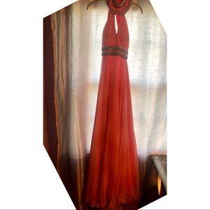 Cleopatra Style Dress